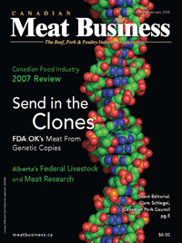 Read Dr. Poon's feature article in Canadian Meat Business