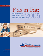 Trust for America's Healthy Obesity Report 2005